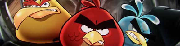 Мультфильмы по мотивам игры Angry Birds